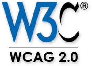 Web Content Accessibility Guidelines WCAG-logo
